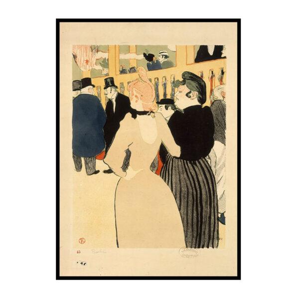 Lautrec poster