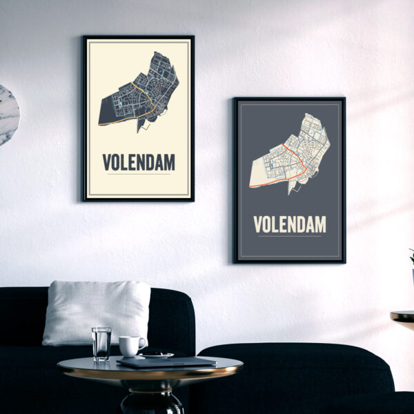 Volendam poster