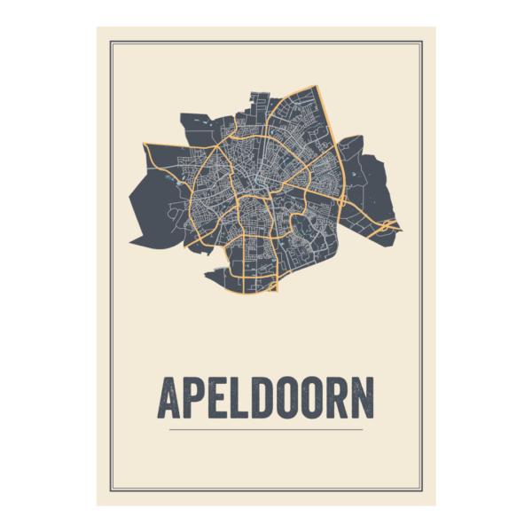 poster van Apeldoorn