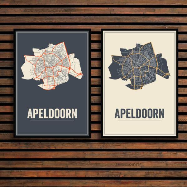 Apeldoorn poster