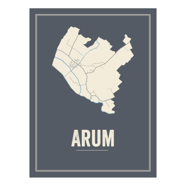 Arum poster