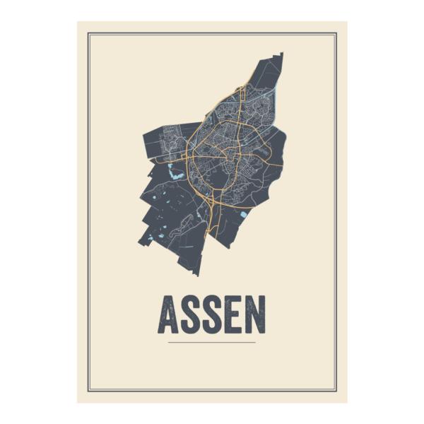 poster van Assen