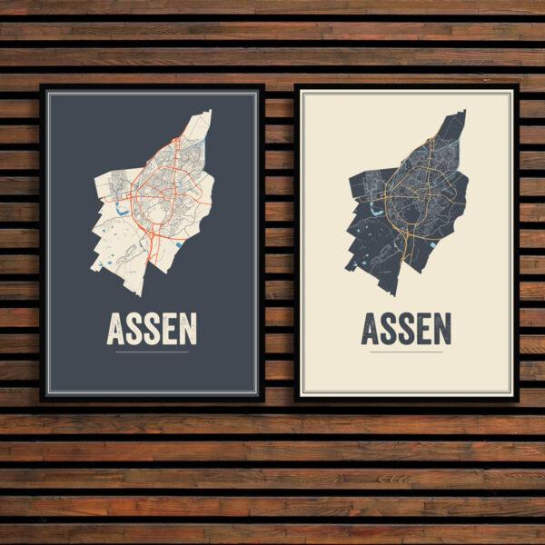 Assen posters