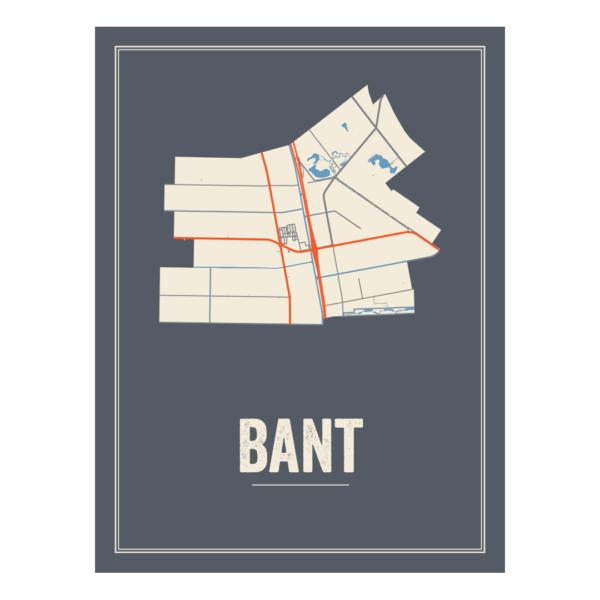 plattegrond Bant