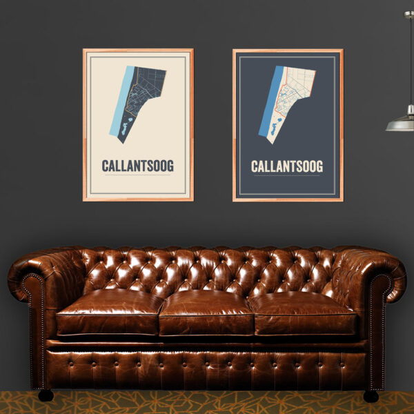 Callantsoog poster
