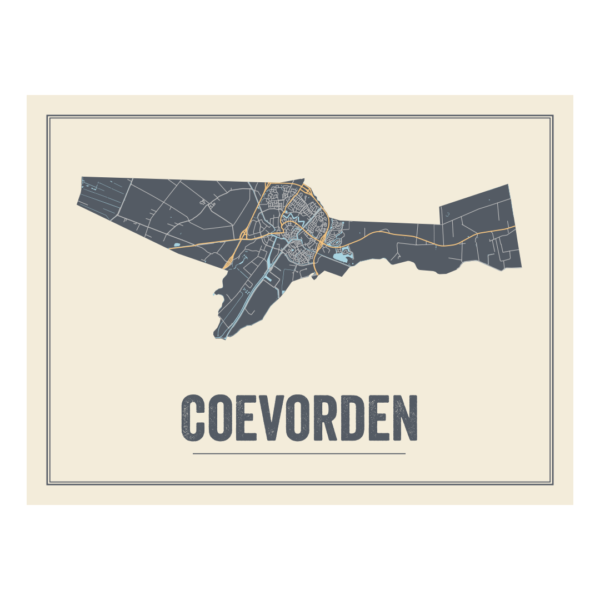 Coevorden poster