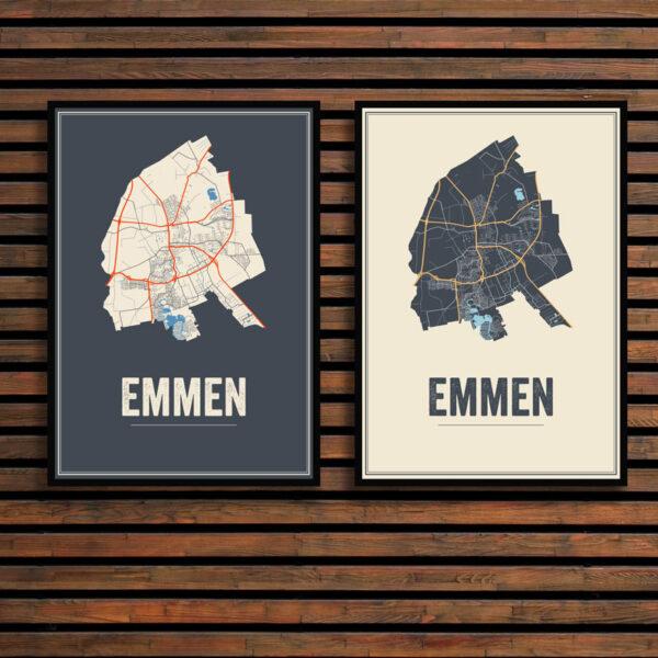 Emmen posters