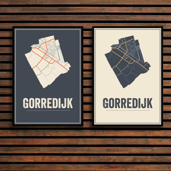 Gorredijk poster