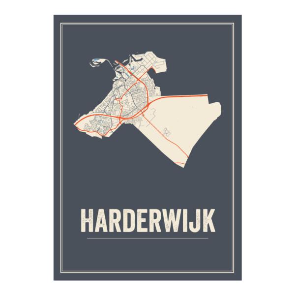 poster van Harderwijk