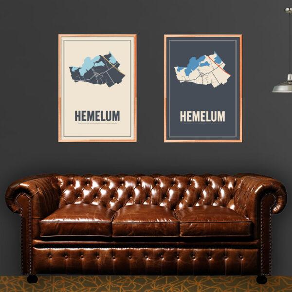 Hemelum poster