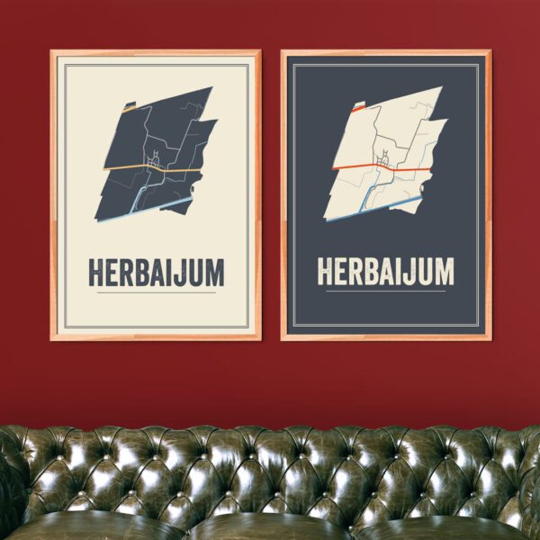 Herbaijum posters