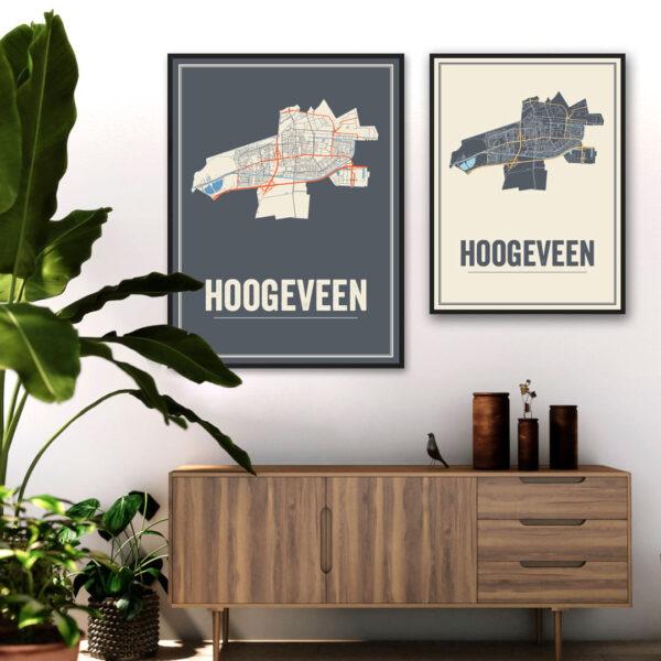 Hoogeveen posters