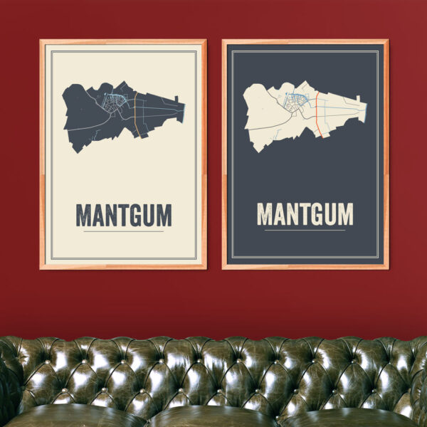 Mantgum posters