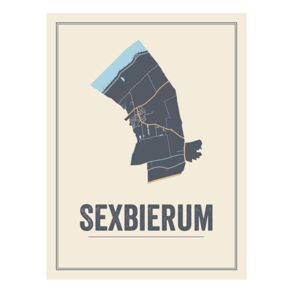 Sexbierum poster