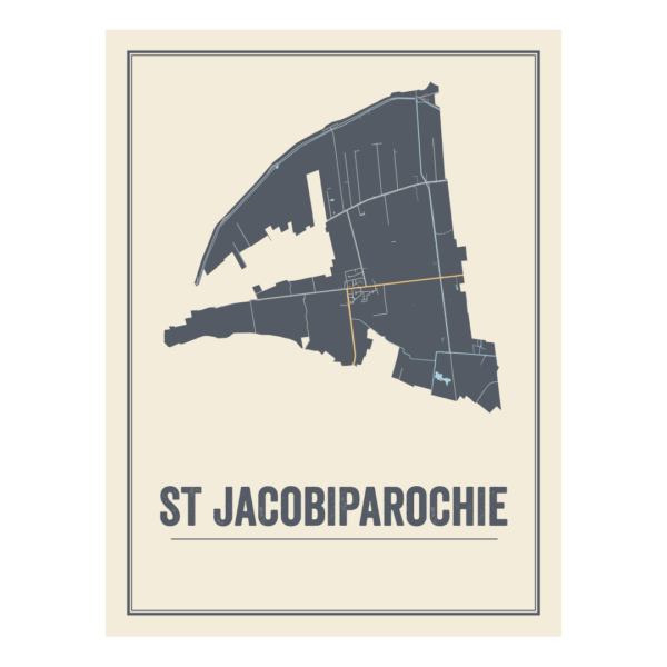 St Jacobiparochie posters