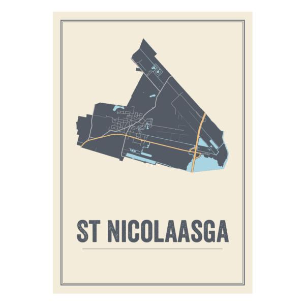 posters St Nicolaasga