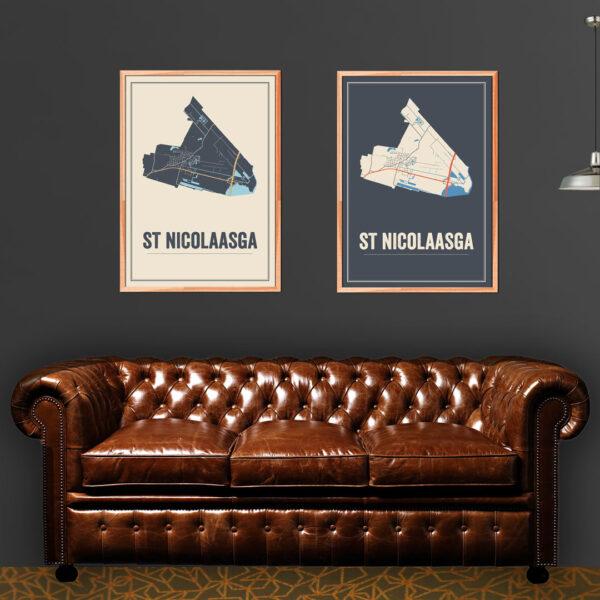 St Nicolaasga posters