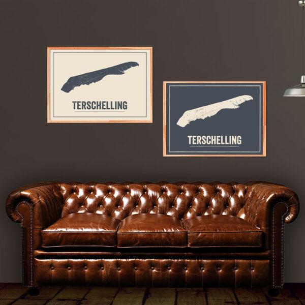 Terschelling poster