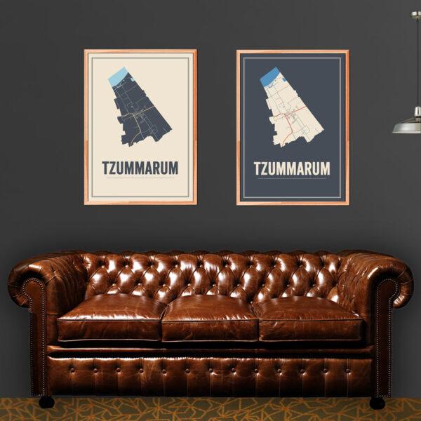 Tzummarum posters
