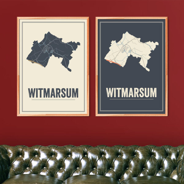 Witmarsum posters