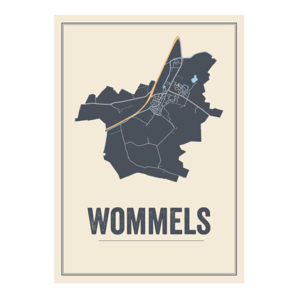 posters van Wommels