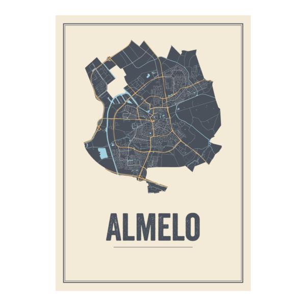 poster van Almelo
