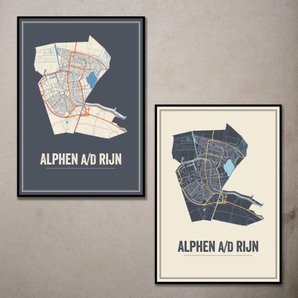 poster Alphen aan den Rijn