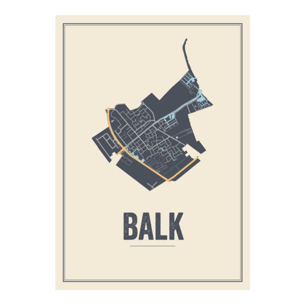 kaarten Balk