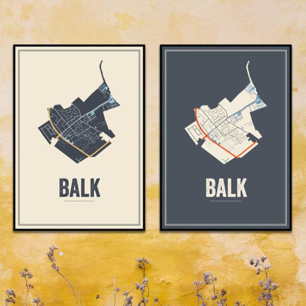 Balk posters