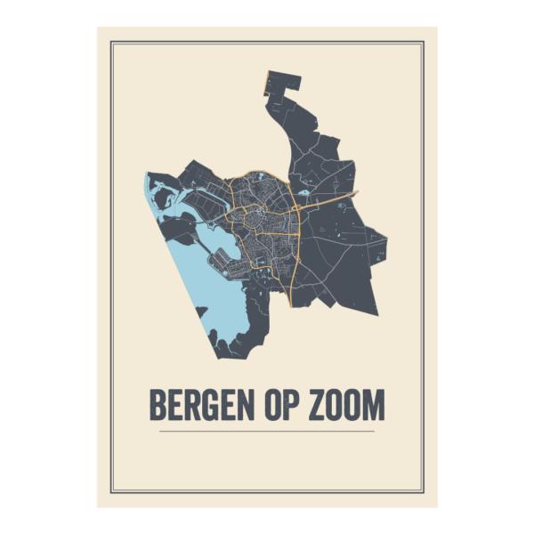 Poster Bergen op Zoom
