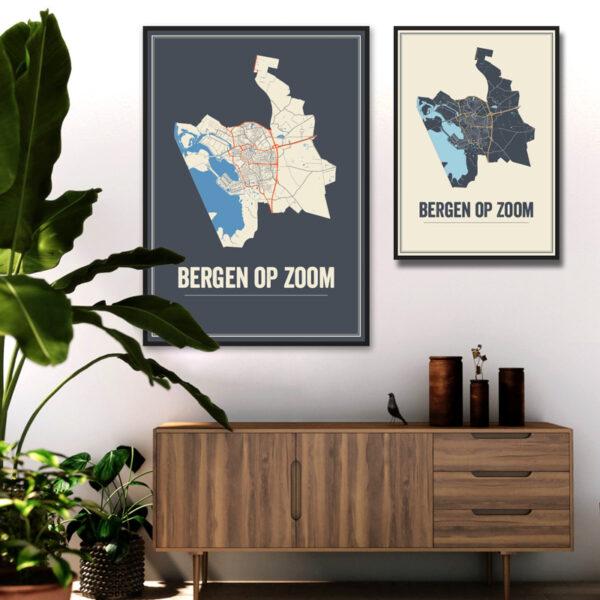 Bergen op Zoom Posters