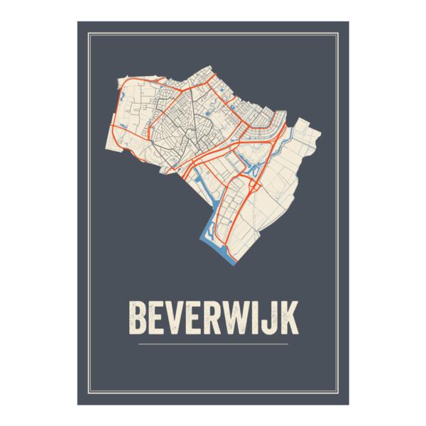 Beverwijk posterkaarten