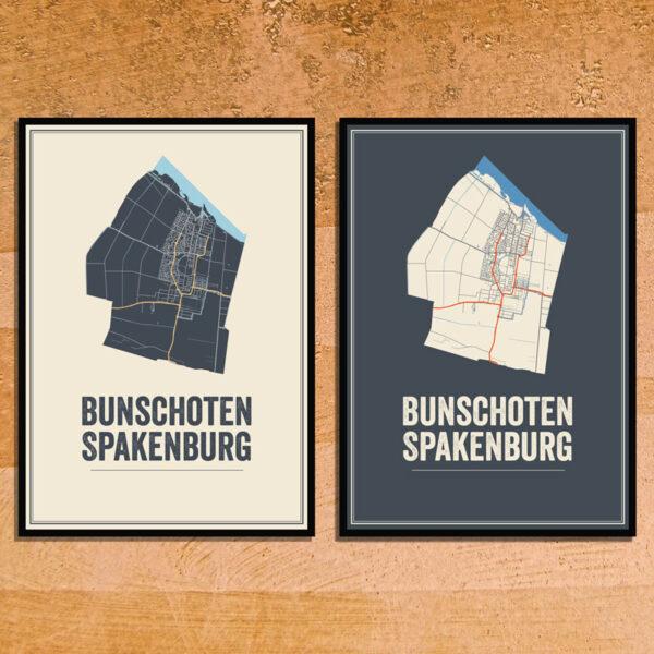 Bunschoten spakenburg poster