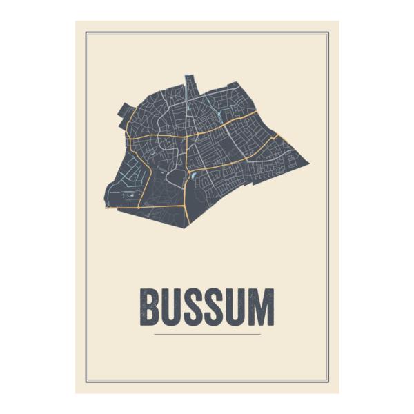 poster van Bussum, Gelderland