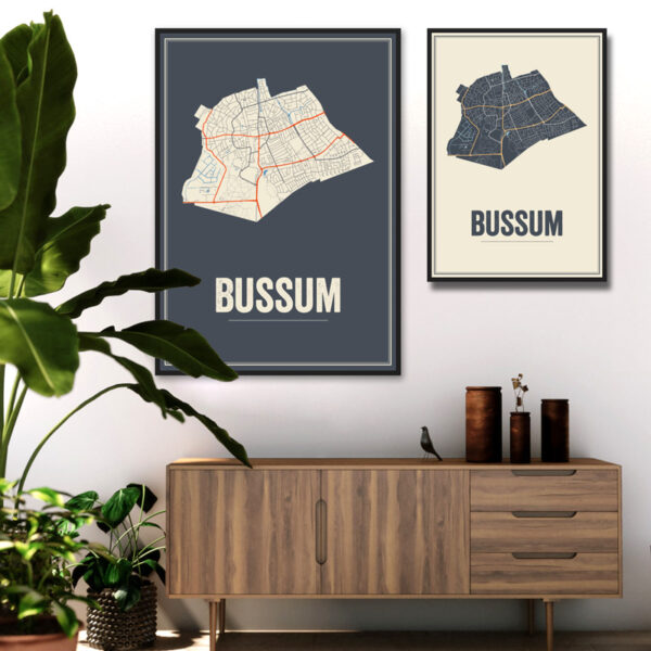 Bussum posters
