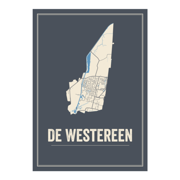 poster De Westereen