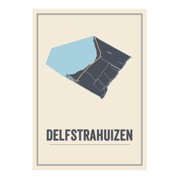 posters van Delfstrahuizen