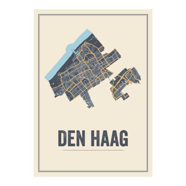 poster van Den Haag
