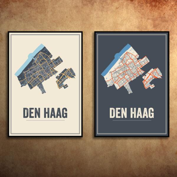 Den Haag posters