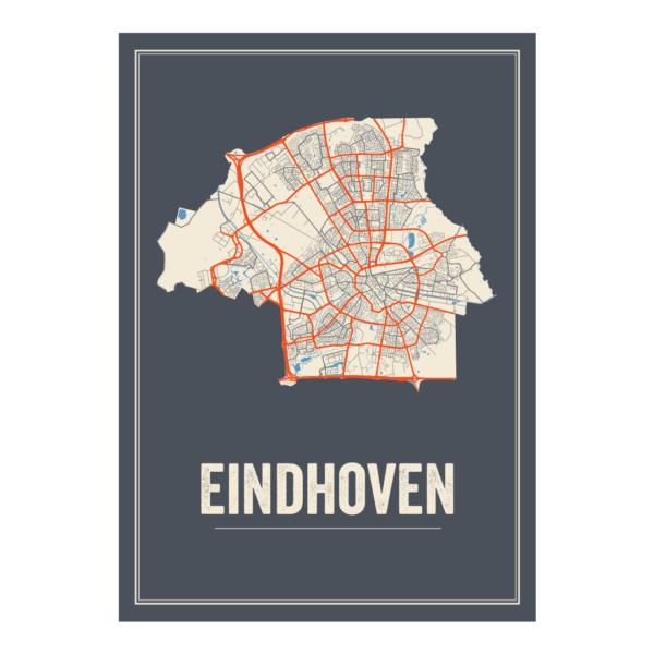 poster van Eindhoven