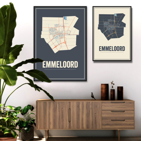 Emmeloord posters