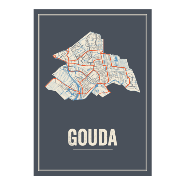 poster van Gouda