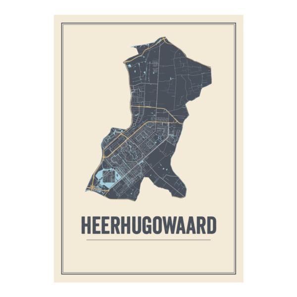 poster kaarten Heerhugowaard