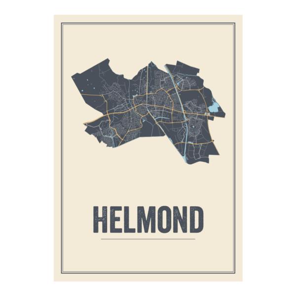 poster van Helmond, Utrecht