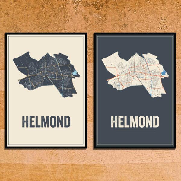 Helmond posters