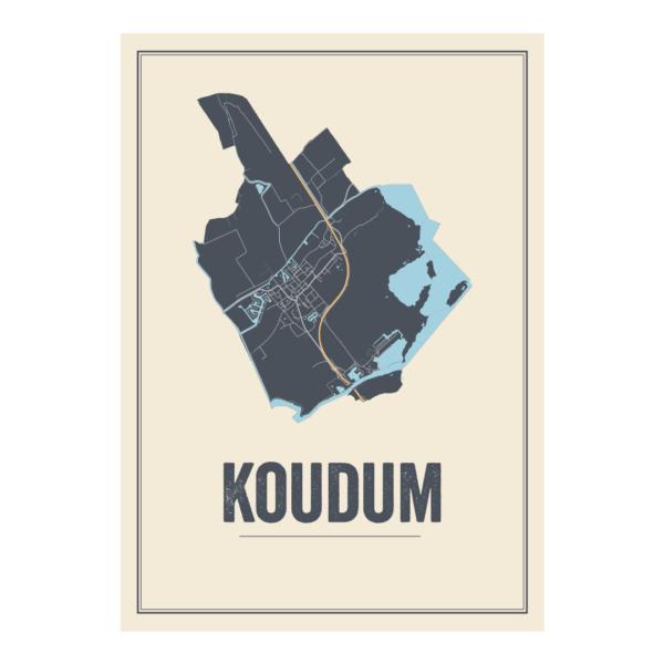 posters van Koudum, Nederland