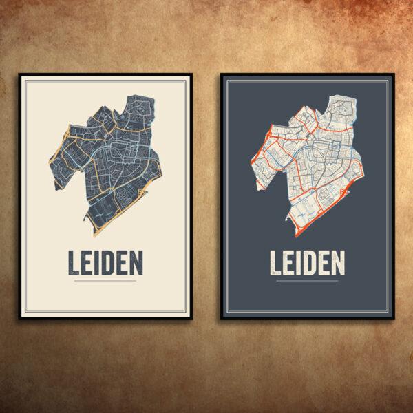 Leiden posters