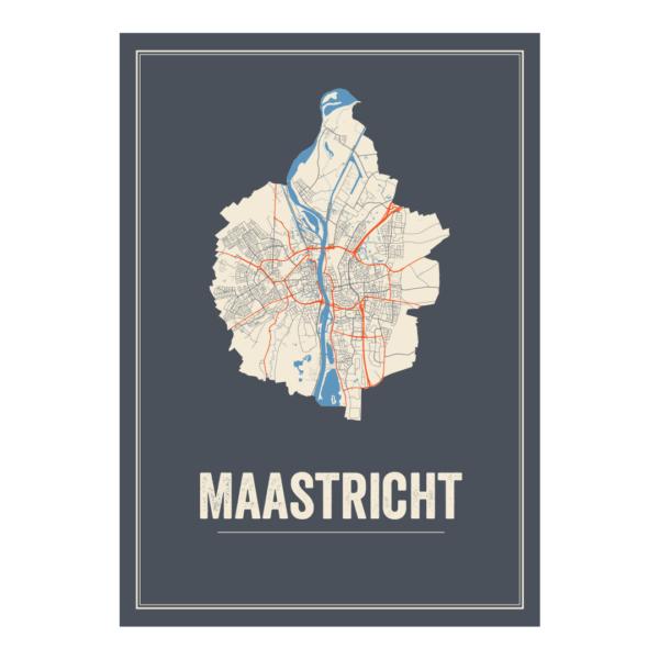 poster van Maastricht