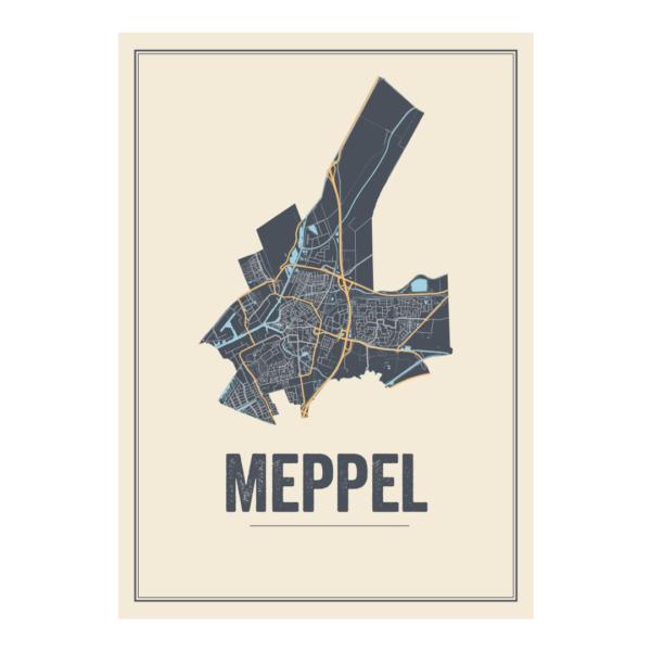 poster van Meppel
