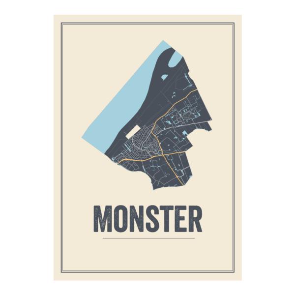 poster van Monster